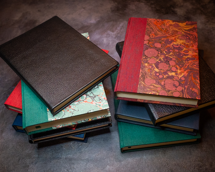 Hand-Crafted Notebooks